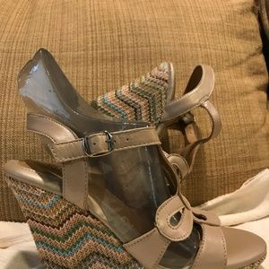 2bb75ab40a4 Sofft Shoes - womens shoes wedges NWOT 6.5M euro by soft